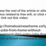 Typing Jobs From Home Without Investment  Data Entry Jobs