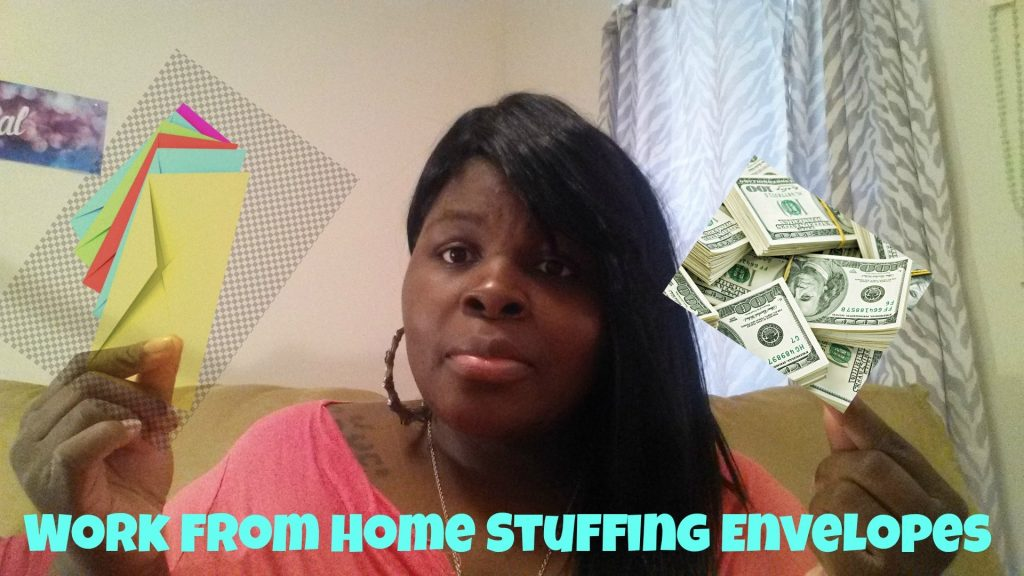 Work From Home Stuffing Envelopes – 100% Free to Start!