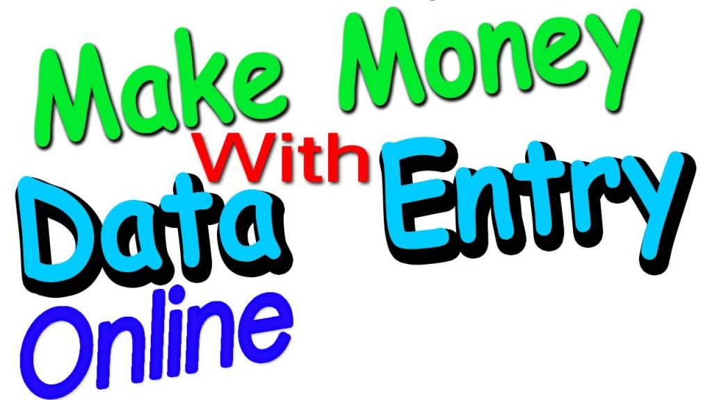 Make Money with Data Entry | Captcha Entry – in Urdu and Hindi