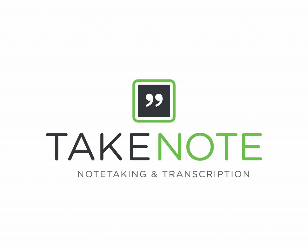 Take Note – Typing Work From Home