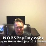 Stay At Home Mom Jobs 2015 –  Best Online Jobs For Mothers (2015 & 2016)
