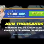 how do i find a legitimate work from home job