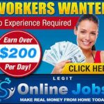 Legit Online Jobs | Real Work At Home Jobs | Make Real Money Online