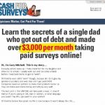 work from home jobs – how to get paid doing surveys