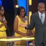 Vanessa is one busy stay at home mom! | Family Feud