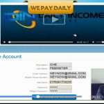 Legitimate Work From Home FREE Opportunity (WE PAY DAILY)