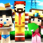 Minecraft – WHO'S YOUR MOMMY? – BABY FIRST JOB AT MCDONALDS!