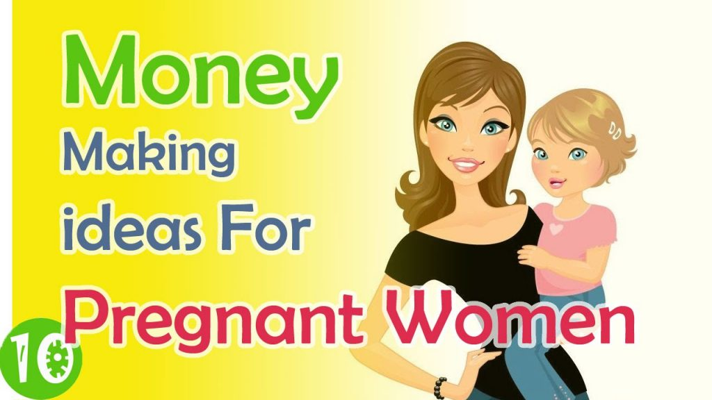 At Home Business Ideas ► Jobs for Pregnant Women
