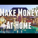 REAL WAYS TO MAKE MONEY FROM HOME!