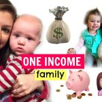 HOW TO AFFORD TO BE A STAY AT HOME MOM | LIVING OFF ONE INCOME